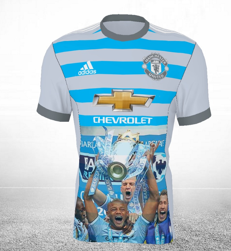 8cd46da98 Adidas  Man United third kit design tool gets predictably abused – Dirty  Tackle